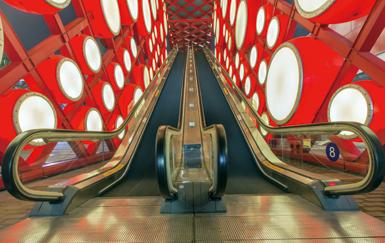 Energy-saving elevator rating