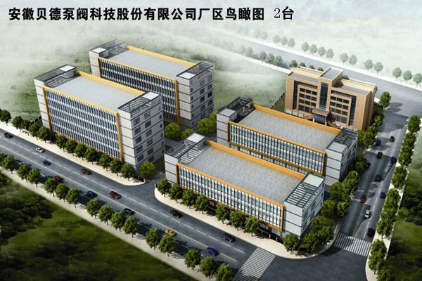 Anhui Bader Valve Technology Co., Ltd. 2 sets