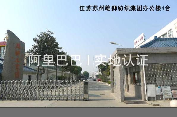 Jiangsu Suzhou Lions Textile Group office building