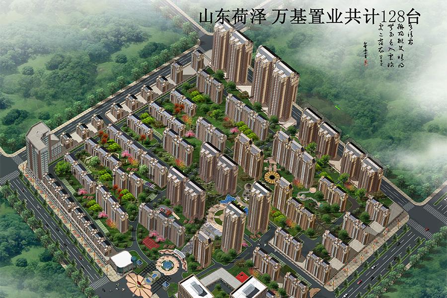 Shandong Heze - Wanji home buyers