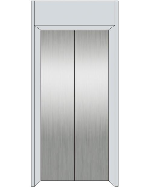 Landing Door Serie SSE-T01