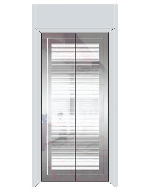 Landing Door Serie SSE-T013