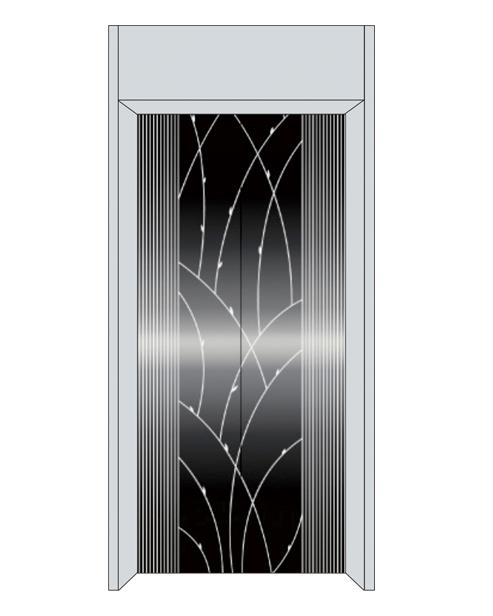 Landing Door Serie SSE-T014