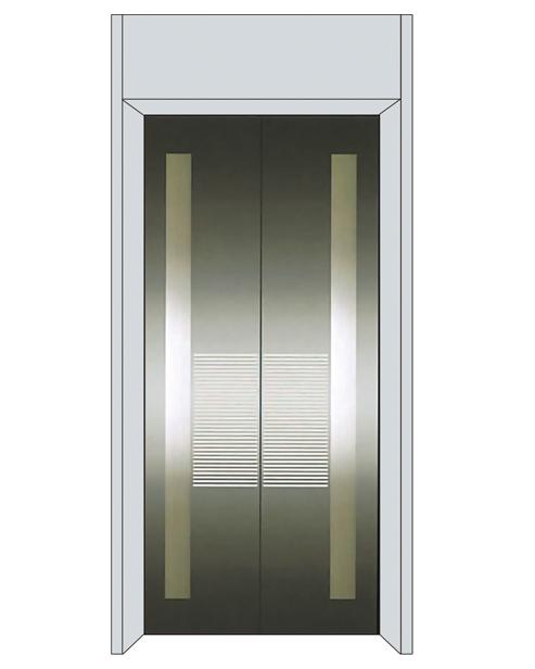 Landing Door Serie SSE-T015