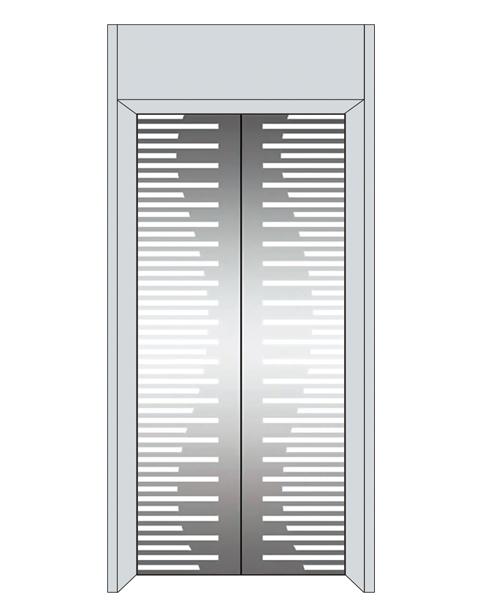 Landing Door Serie SSE-T017