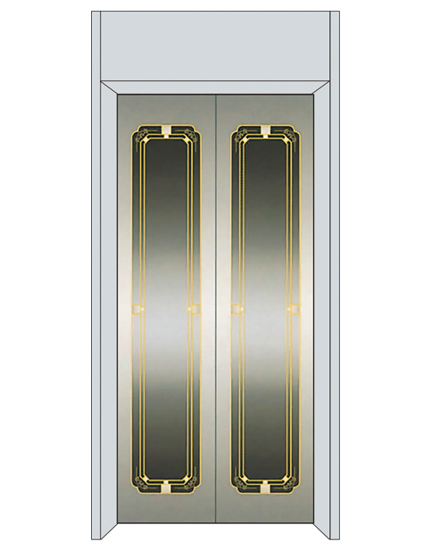 Landing Door Serie  SSE-T019