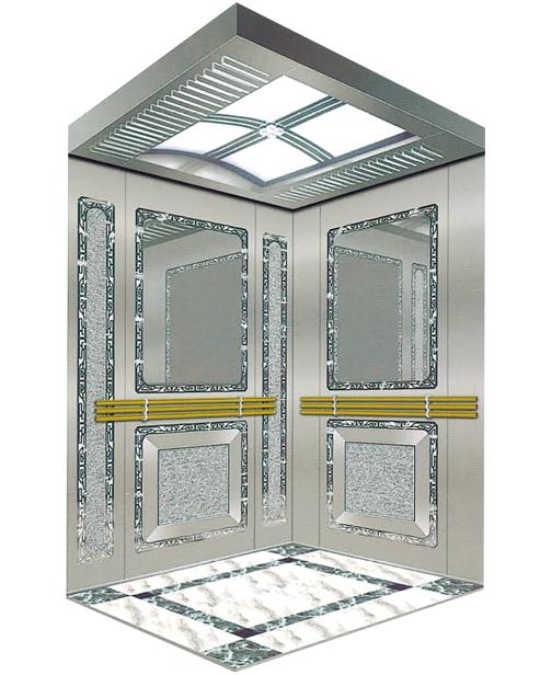 Passenger Elevator Car Decoration SSE-J023