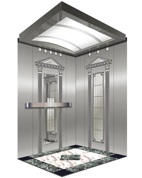 Passenger Elevator Car Decoration SSE-J024
