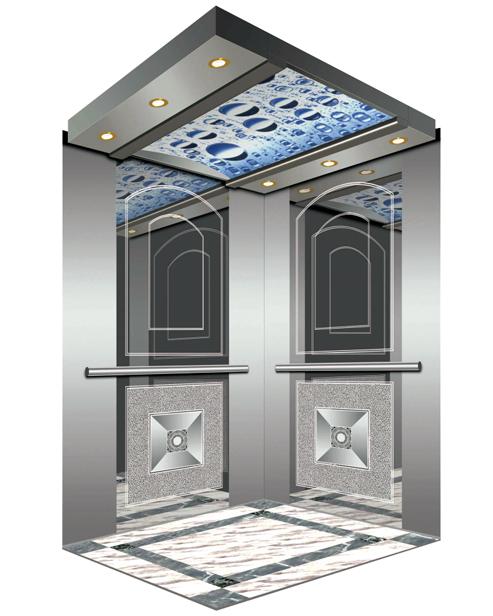 Passenger Elevator Car Decoration SSE-J025
