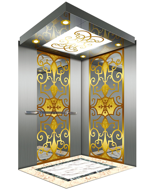 Passenger Elevator Car Decoration SSE-J027