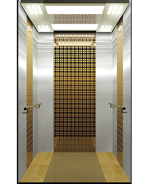 Passenger Elevator Car Decoration SSE-J032
