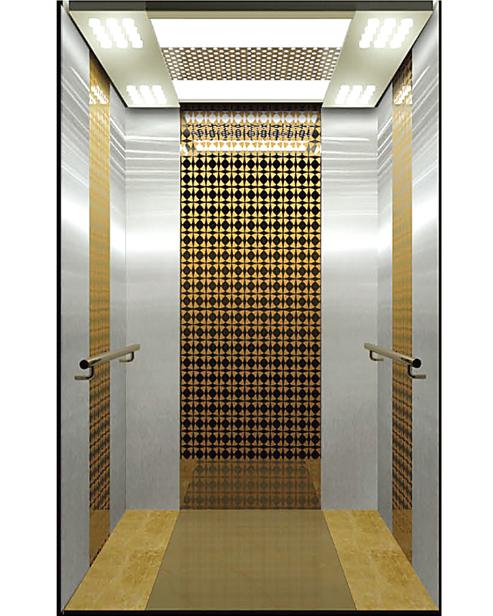 Passenger Elevator Car Decoration SSE-J032