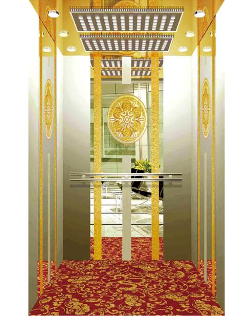 Passenger Elevator Car Decoration SSE-J033