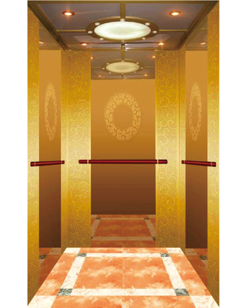 Passenger Elevator Car Decoration SSE-J037