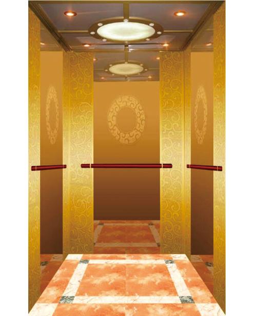 Passenger Elevator Car Decoration SSE-J037