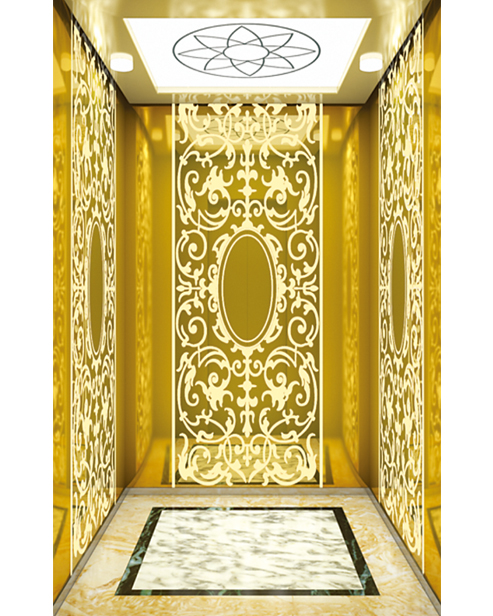 Passenger Elevator Car Decoration SSE-J039