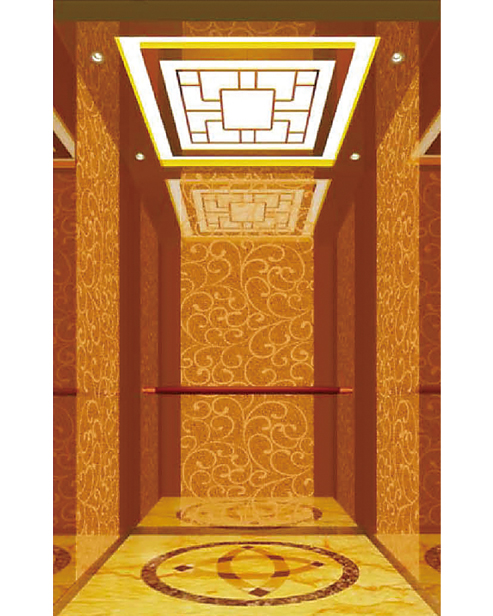 Passenger Elevator Car Decoration SSE-J041