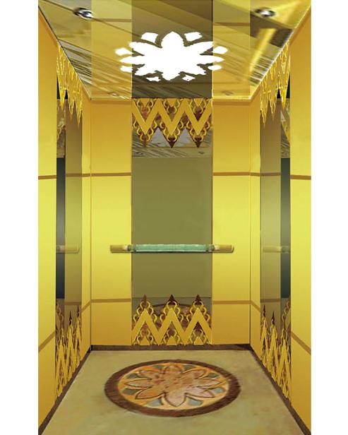 Passenger Elevator Car Decoration SSE-J044