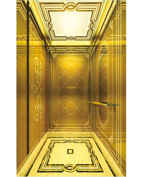 Passenger Elevator Car Decoration SSE-J047