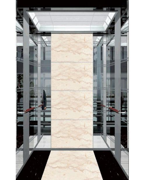 Passenger Elevator Car Decoration SSE-J049