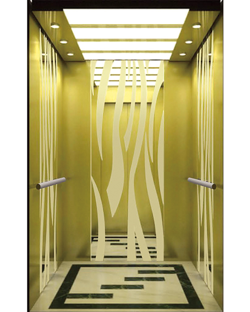 Passenger Elevator Car Decoration SSE-J051