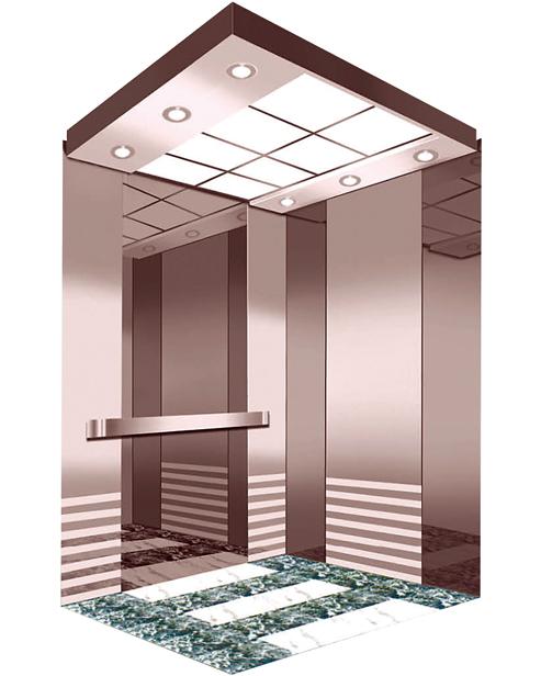 Passenger Elevator Car Decoration SSE-J052