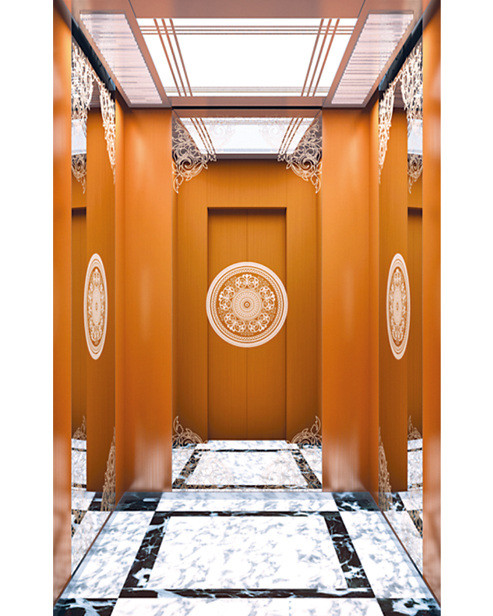Passenger Elevator Car Decoration SSE-J053