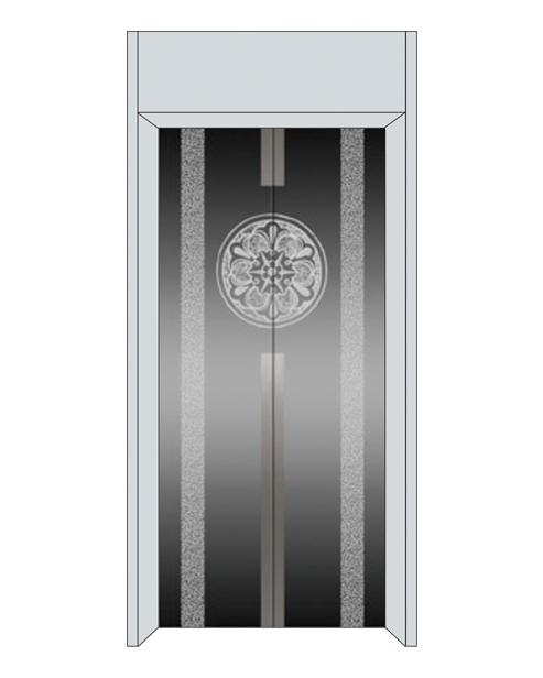 Landing Door Serie SSE-T07