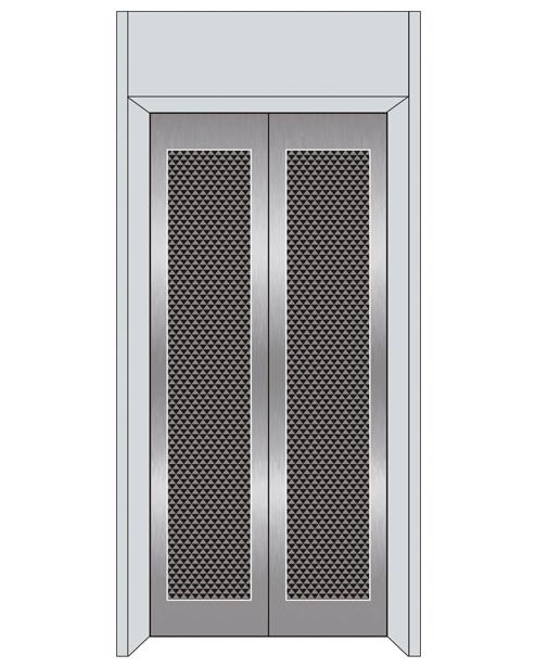 Landing Door Serie SSE-T08