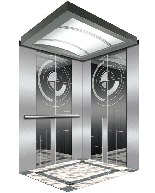 Passenger Elevator Car Decoration  SSE-J005