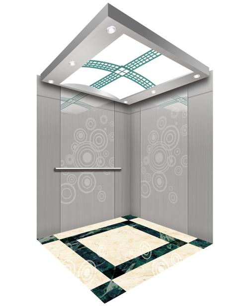 Passenger Elevator Car Decoration SSE-J006