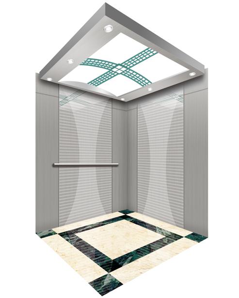 Passenger Elevator Car Decoration SSE-J008