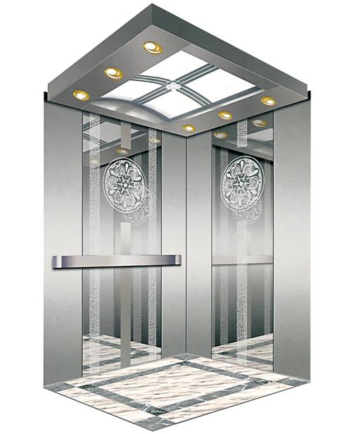 Passenger Elevator Car Decoration SSE-J009