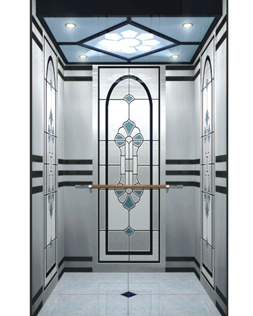 Passenger Elevator Car Decoration SSE-J020