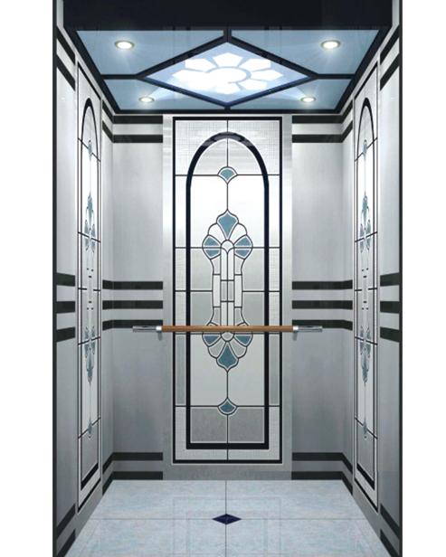 Passenger Elevator Car Decoration SSE-J020